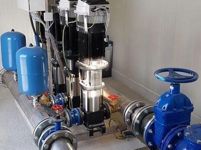 Budowa sieci wodociągowych 18