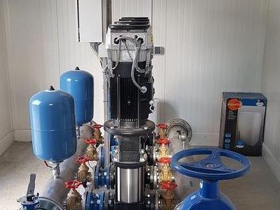 Budowa sieci wodociągowych 24