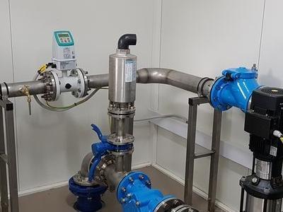Budowa sieci wodociągowych 26