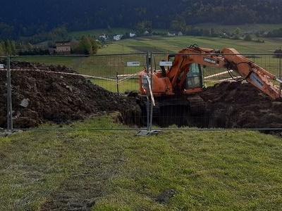 Budowa sieci kanalizacyjnych 14