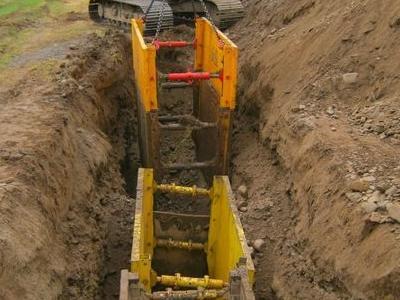 Budowa sieci kanalizacyjnych 15