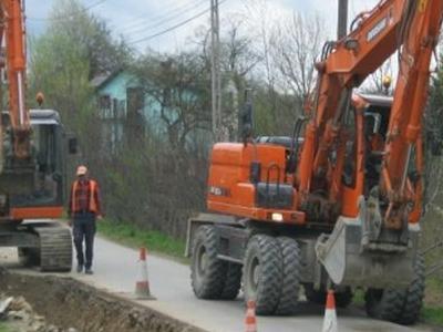 Budowa sieci kanalizacyjnych 25