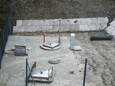 Budowa sieci kanalizacyjnych 26